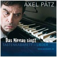 CD bestellen: Axel Paetz - Das Niveau singt